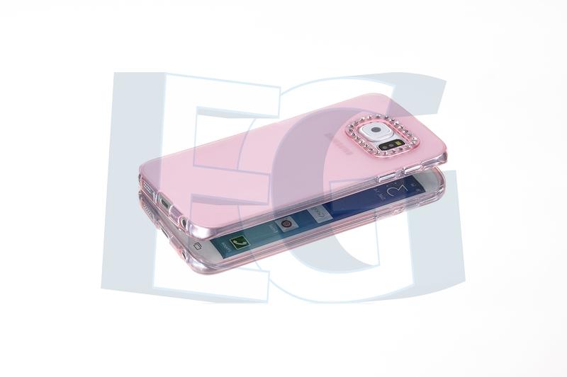 Silikónové púzdro ADEL pre iphone 5   5S   5se ružové 38c9d6270d5