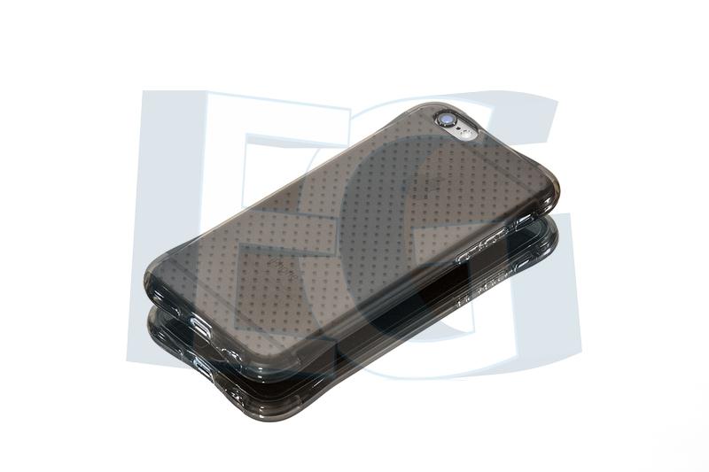 Silikónové púzdro GINGER pre Iphone 5   5s čierne (nárazuvzdorné) 4aaa68ab286