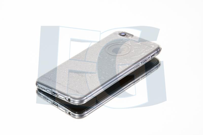 Silikónové púzdro KYRA pre Iphone 5   5s priesvitné clear 60e55bd5e4b