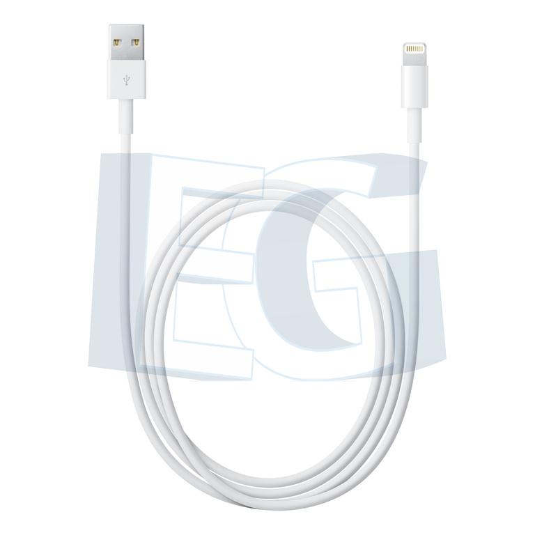 Originálny dátový kábel pre Apple Lightning iPhone 5 5S 5c  iPad Mini 2 f109d52e22a