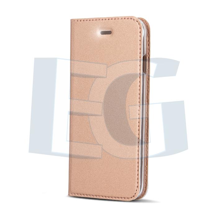 Knižkové púzdro Smart Premium pre iphone 5   5s   5se rose gold a2f05caeb70