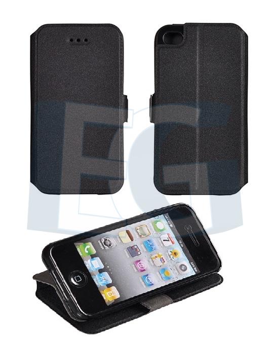 Knižkové púzdro BOOk pre Iphone 6   6s čierne 1f73a1d82cb