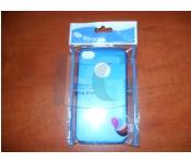 Ultra tenký ochranný kryt na Iphone 4  4S modrý 9cea24dba96